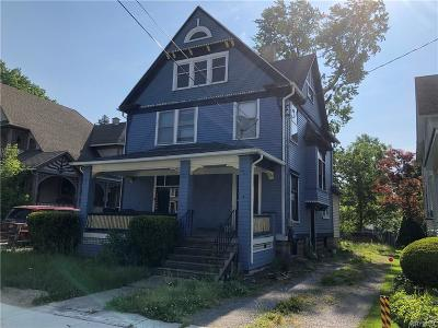 Genesee County Single Family Home A-Active: 38 Tracy Avenue