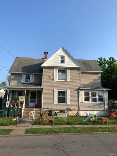 Niagara County Multi Family 2-4 A-Active: 391 Oliver Street
