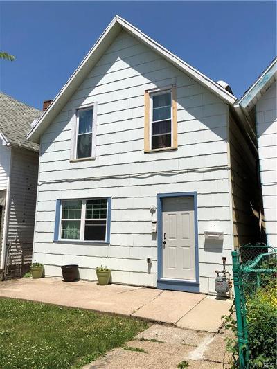 Buffalo NY Single Family Home A-Active: $134,900