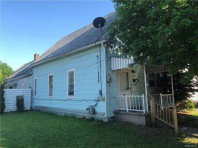 Buffalo NY Single Family Home A-Active: $59,900