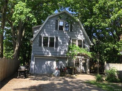 North Collins Single Family Home A-Active: 10726 Gowanda State Road