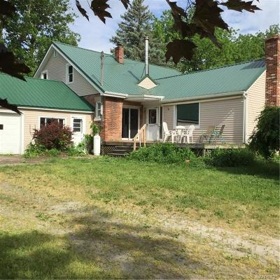 Orleans County Single Family Home A-Active: 10252 Ridge Rd.