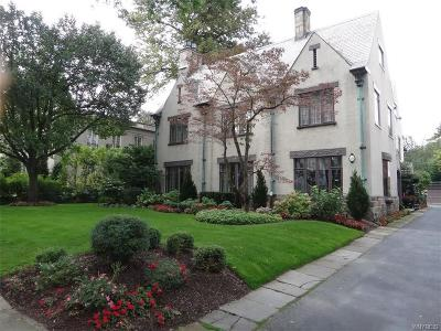 Erie County Single Family Home U-Under Contract: 58 Tudor Place