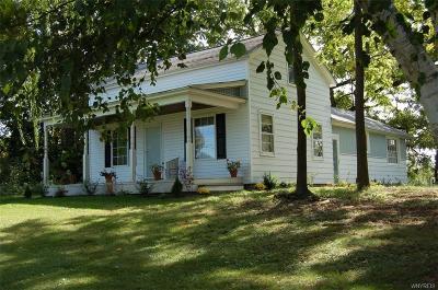 Eden Single Family Home A-Active: 2027 Eden Evans Center Road