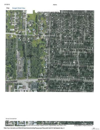 Lancaster Residential Lots & Land A-Active: Vl Brunswick Boulevard