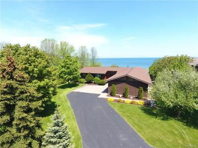 Single Family Home Sold: 2573 Lake Road