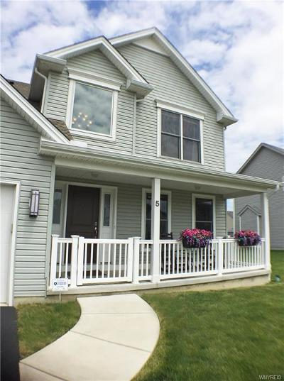 West Seneca Single Family Home A-Active: 5 Chambers Road