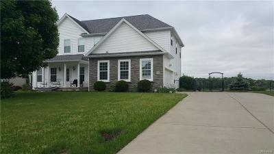 Wheatfield Single Family Home A-Active: 7140 Lakeside Court