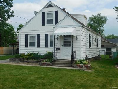 Single Family Home Sold: 1231 N Military Road