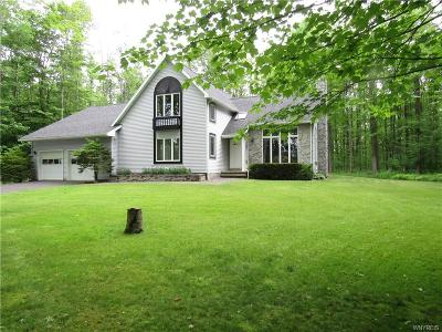 Cuba Single Family Home A-Active: 8588 North Branch Road