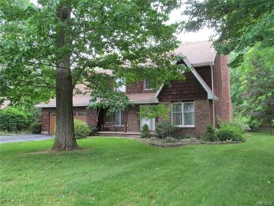 Eden Single Family Home A-Active: 8865 Woodside Drive