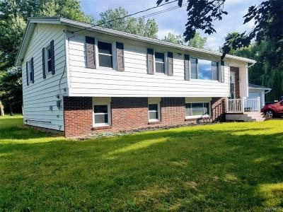 Orleans County Single Family Home A-Active: 14444 East Lee Road