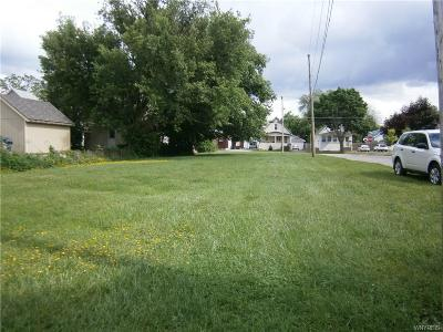 Niagara County Residential Lots & Land A-Active: 38 17th Avenue