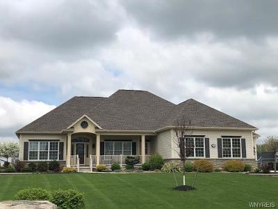 Orchard Park Single Family Home A-Active: 7420 Jewett Holmwood