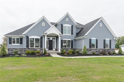 Orchard Park Single Family Home A-Active: 17 Woodthrush