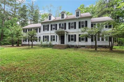 Orchard Park Single Family Home A-Active: 7310 Quaker Road