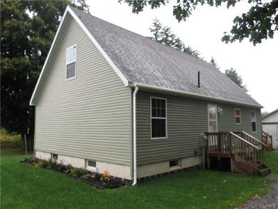 Wethersfield Single Family Home A-Active: 5017 Hermitage Road