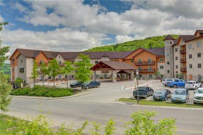 Ellicottville Condo/Townhouse A-Active: 6557 Holiday Valley Rd. 520/522-4 Tamarack