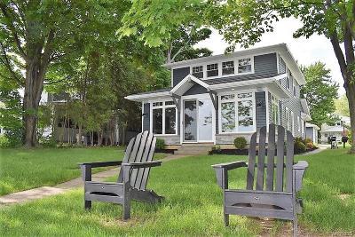 Buffalo, Evans, Hamburg Single Family Home A-Active: 424 Lakeside Road