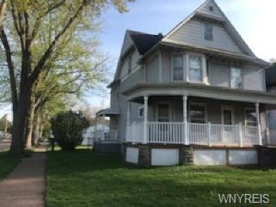Niagara Falls Single Family Home A-Active: 1889 Pierce Avenue