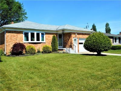 Amherst Single Family Home A-Active: 92 Carmen Road