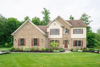 Orchard Park Single Family Home A-Active: 136 Breezewood Drive