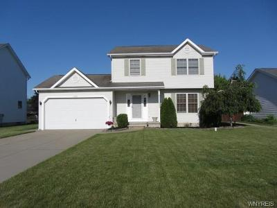Single Family Home A-Active: 6895 Lake Geneva Court