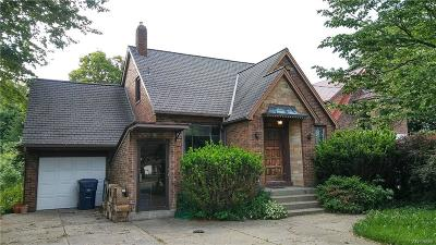 Lackawanna Single Family Home A-Active: 2198 Abbott Road