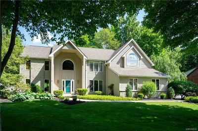 Clarence Single Family Home A-Active: 8358 Black Walnut Drive