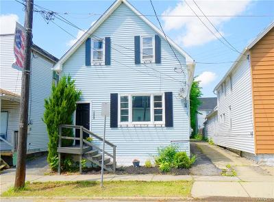 Single Family Home U-Under Contract: 1324 East Lovejoy Street