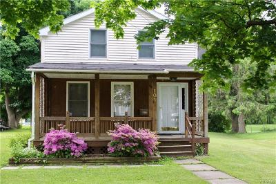 Genesee County Single Family Home A-Active: 101 Myrtle Street