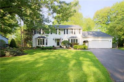 Clarence Single Family Home A-Active: 6409 Woodberry Court