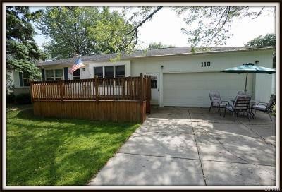 Orchard Park Single Family Home A-Active: 110 Minden Drive