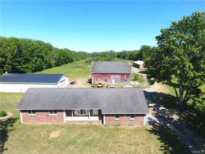 Single Family Home A-Active: 3205 Quaker Road