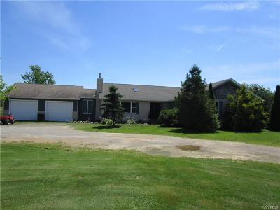 Arcade Single Family Home A-Active: 380 Genesee Road