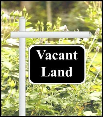 Niagara County Residential Lots & Land A-Active: 3422 Murphy Road