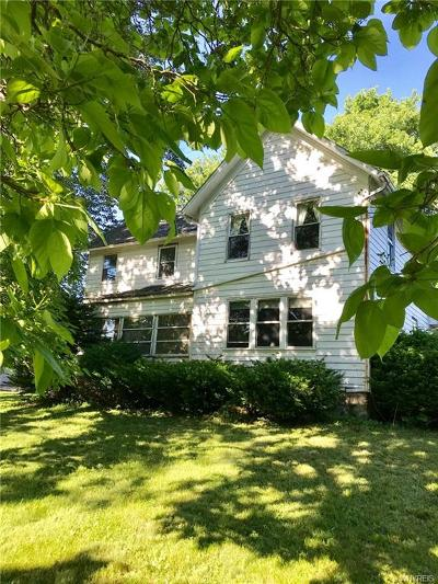 Genesee County Single Family Home C-Continue Show: 11237 South Street Road