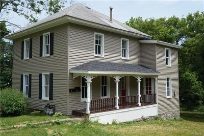 Warsaw Multi Family 2-4 U-Under Contract: 52 Wyoming Street
