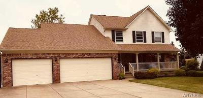 Hamburg Single Family Home A-Active: 2847 Coventry Grn