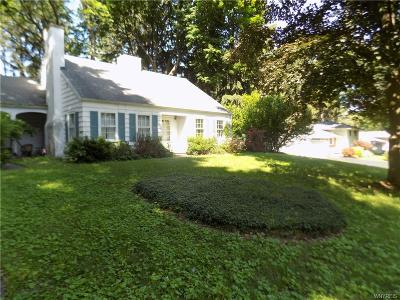 Pittsford Single Family Home A-Active: 38 Shire Oaks Drive