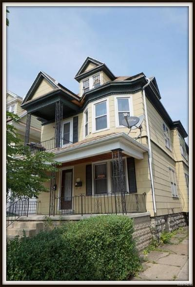 Buffalo Multi Family 2-4 A-Active: 302 West Delavan Avenue