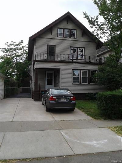 Buffalo Multi Family 2-4 A-Active: 14 Camden Avenue