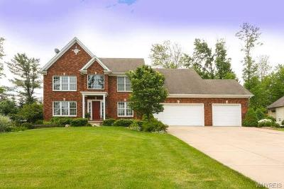 Orchard Park Single Family Home A-Active: 49 Birdsong Parkway