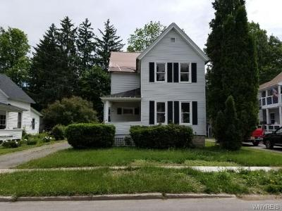Warsaw Single Family Home A-Active: 46 South Maple Street
