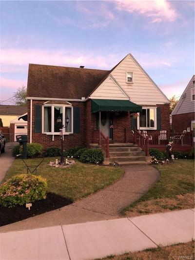 Single Family Home A-Active: 341 Warren Avenue