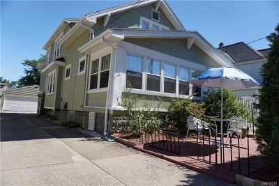 Tonawanda-City Single Family Home U-Under Contract: 33 Ilion Street