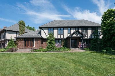 Buffalo, Evans, Hamburg Single Family Home A-Active: 6523 Boston State Road
