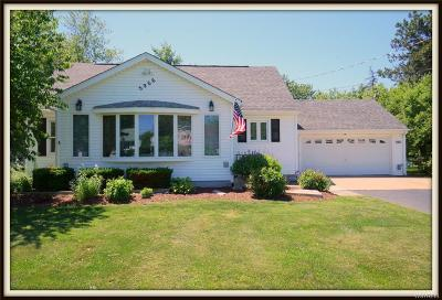 Lewiston Single Family Home A-Active: 5966 Garlow Road