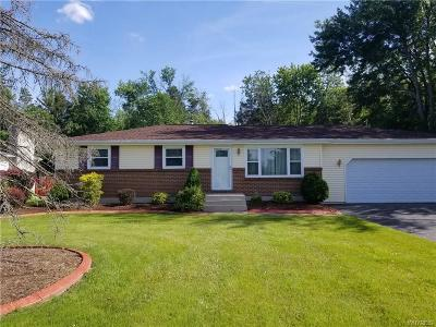 Wheatfield Single Family Home A-Active: 2502 Reynolds Street