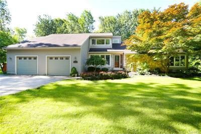 Clarence Single Family Home A-Active: 10385 Bergtold Road